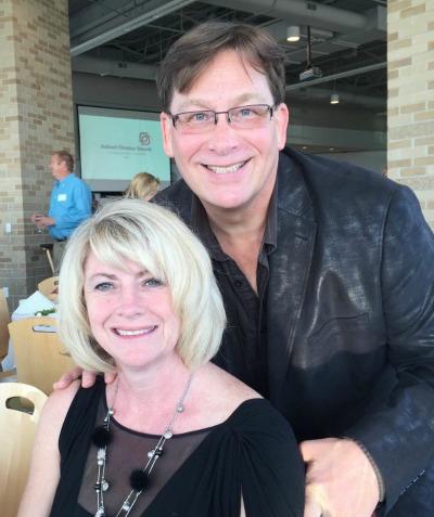 Beth Pepper & Jon Clark